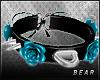 B. Blue / Rose Choker