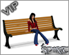 *S* Town Bench