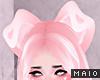 🅜 PINKU: ear puppy