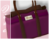 �Burgundy Shoulder Bag