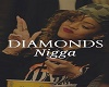 Diamonds Rihanna Canvas