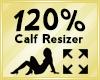 Calf Scaler 120%