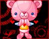 [L] Animated Pink Bear