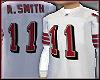 !EF XKS White Smith Jrz