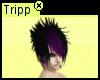 Malice Purple Hair M