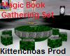 magic book gathering set