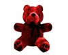 !Em Teddy Bear Red