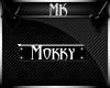 !Mk! Mokky Name Desk