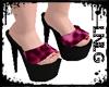 L:LG Heels-Wild Pink