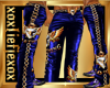 [L] WILDThing Blue Pants