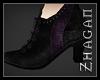 [Z] Rey Shoes purple