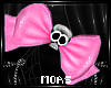 ~Pink Head Bow~