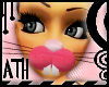 [ATH] Pink Bunny Nose
