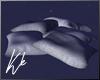 [kk] Snowflakes Pillows