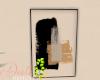 ID: Noir framed art