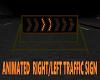 Traffic sign *R/L