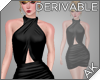 ~AK~ Sexy Bodycon Dress