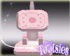 Baby Monitor Camera Pink
