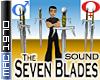 Seven Blades (sound)