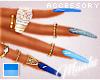 $ Blue Raspberry - Nails