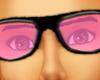 Pink Rockstar Glasses