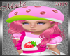!a Kid Stawberry Cap
