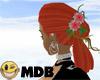 ~MDB~ BRIGHT RED MAISIE