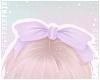 F. Cutie Bow Lilac