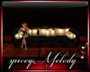 Vintage Ecclectic Sofa