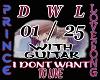 I DONT WANNA LIVE /LS +G