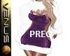 ~V~Xmas Dress PREG  PL/W