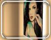 Neon Saatchi Girl Canvas