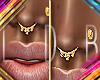 Gold Gems. {Septum&Nose}