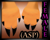 ASP)Anyskin Deer Hand F