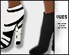 Celia | Print Boots