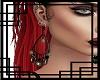 💀 Jaded earrings
