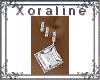 (XL)White Dia Ering