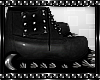 Goth Pvc Spiky Boots