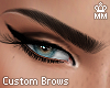 mm. My Brows Blk