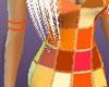 Orange Armband Right Arm