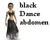 black Dance abdomen
