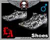 LA - Snake Skin Boot
