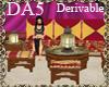 (A) Arabian Magic Lounge