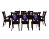 Purple Horse Table