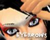 *K™ Thin eyebrows -cut-
