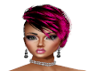 Hair Pink Black Lizzy 2