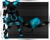 dyer Fox tail M/f