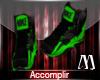 ツ BJ Nikes Green