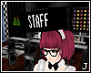 [J] Staff Sign
