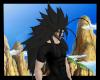 SSJ5 (Black) Hair[M]